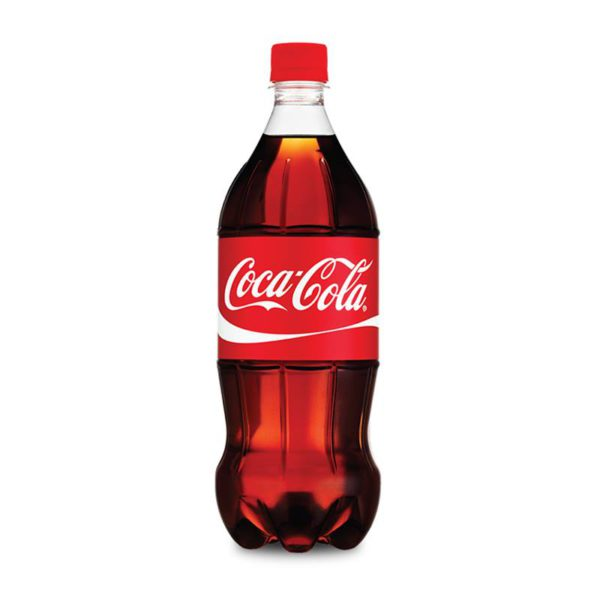 1. Coca-Cola 1L