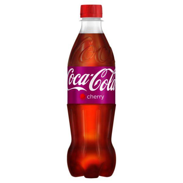 3B. Coca-Cola Cherry 0.5L